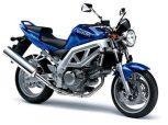 Suzuki SV650N 2003-2012