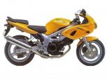 Suzuki SV650S 1999-2002