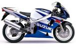 Suzuki Gsx-R 600/750 2001-2002-2003