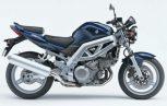 Suzuki SV1000N 2003-2012