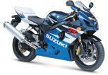 Suzuki Gsx-R 600/750 2004-2005
