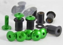 Plexicsavar Zöld