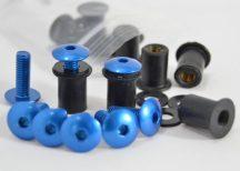 Plexicsavar Kék